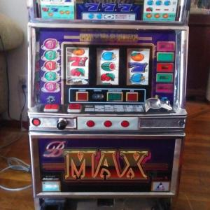 Photo of Aruze Gaming  tokens only slot machine