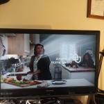 Sylvania flat screen tv/HDMI monitor.