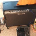 Line6 Spyder III 150W stereo amp/PA(balalaika not included:)