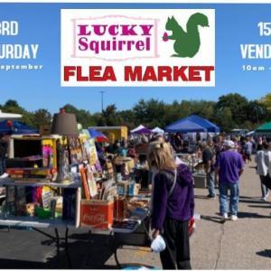 Photo of Flea Market Vendor