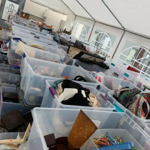 Photo of Charity TENT SALE