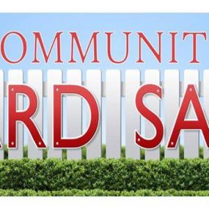 Photo of 100+ Homes!  Town-Wide Yard Sale