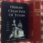 Texana - Historic Churches of Texas - First edition