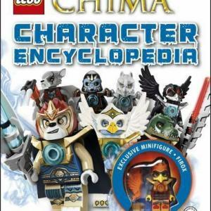 Photo of DK Lego Chima Character Encyclopedia  Book