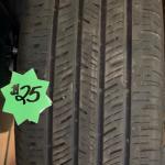 Continental Tire P215 / 55 R18