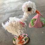 Baby Announcement -Stork