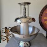 Champagne or punch Fountain