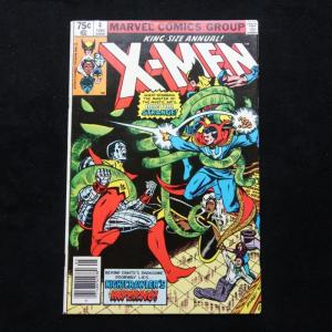 Photo of X-men King Size Annual #4