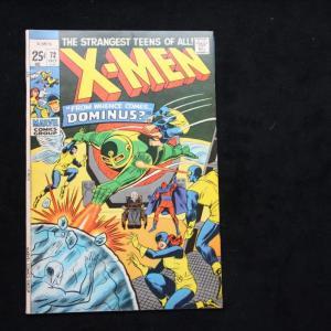 Photo of X-men #72 (1971,Marvel)  7.5 VF-