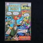 World's Finest #168 (1967,DC)  5.5 FN-