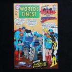 World's Finest #169 (1967,DC)  7.5 VF-