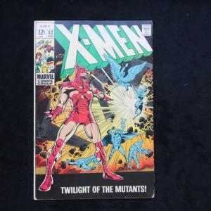 Photo of X-men #52 (1969,Marvel)  5.5 FN-