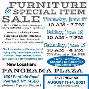 Photo of Furniture & Special Item Sale