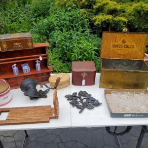 Photo of Dealer selling inventory (Rain dates: Friday, June 25 & Saturday, June 26)