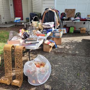 Photo of Treasures, Clothes, Home Decor & More Sale