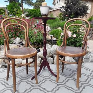 Photo of Antique Chairs