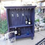 Wine, Bar Cabinet