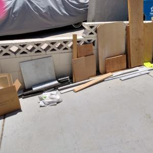 Photo of Free Wood and Marble!