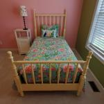 Girls Spindle Single Bed by Stanley