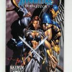 MAXIMUM PRESS / AVENGELYNE ARMAGEDDON no 1