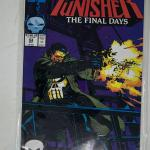 MARVEL / THE PUNISHER the final days no 53 polybagged