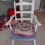 VTG Wood Chair!