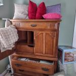 Tall Chest of Drawers/Armoire!