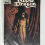 E EPIC / BLACK DRAGON 1 of SIX ISSUE polybagged