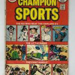 DC/ CHAMPION SPORTS 20 cents no 1