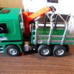 Large toy truck