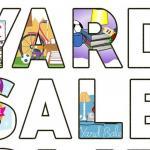 Yard Sale. Off of N George St. 16 17 18 19.   7 to 3