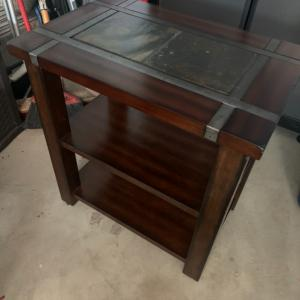 Photo of Coffee table and end table