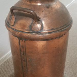 Photo of 1800 old Milk Jug