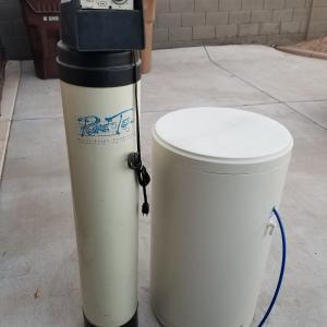 Photo of New Water Softener