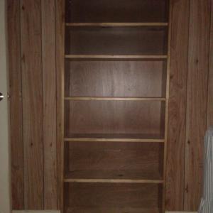 Photo of Three Bookshelves and Super Cute Dresser