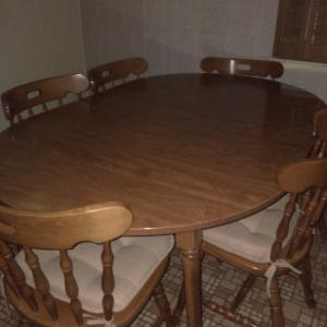 Photo of Cute Kitchen Table Set