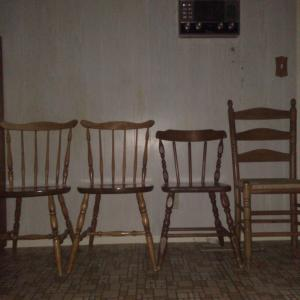 Photo of Chairs, Chairs