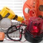 #146 Hazard Light, Drop cord & MORE