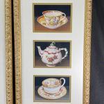 Tea Pot & Tea Cup Wall Art