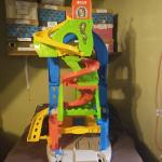 Race car toy