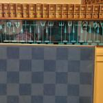 Austin Cox 1964 mid century modern chess set