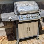 Omaha Grill, nice unit in great shape