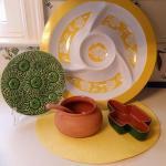#161 Mexican Theme Kitchen Lot