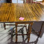 Drop Leaf Dining Table -Item #487