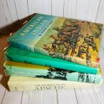 Lot 192  Group of 4 Reference Books American Indian Pictorial History & Stories