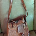 New saddle purse, completely reasonable