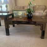 Vintage Coffee and End Table