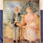 Lot #209  Original Oil on Canvas - Signed