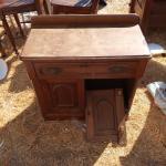 vintage end table