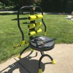 AB Doer Abdominal & Fitness Chair